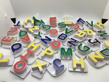 Leap Frog Magnetic Fridge Alphabet Replacement Letters You Choose Free Ship