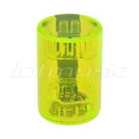 Rhythm Sand Shaker Music Finger Ring Finger Shot for Ukulele Guitar Fluorescent