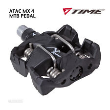 Time ATAC MX 4 MTB Mountain Bike Clipless Pedals