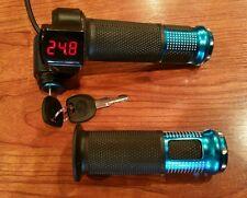 Cruzin Cooler Upgrades Digitech Throttle with key-250,300 &500 watt coolers 24v