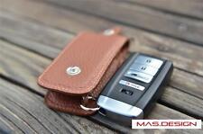 Dark Brown  leather key case for Acura ILX/TLX/RLX/RDX/MDX 2014-2015-2016
