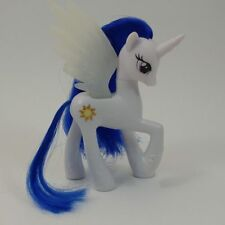 "G4 My Little Pony prototype error variant white blue haired Princess Celestia 5"""