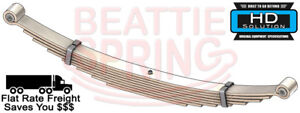 Heavy Duty Rear Leaf Spring for Chevy GMC C3500HD Chassis Cab HD SRI Certified