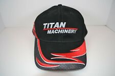 Titan Machinery Case Black Hat