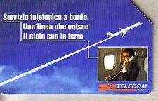 Telefonkarte Italien gut erhalten + unbeschädigt (intern: 2260 )