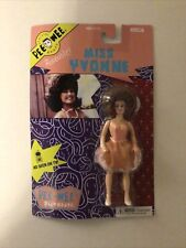 NECA Pee Wee's Playhouse Miss Yvonne Figure Toy New  2006