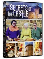 Secrets of the Castle DVD (2015) Ruth Goodman cert E 2 discs ***NEW***