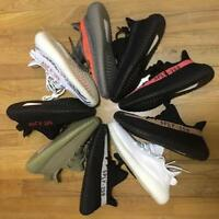 SPORTS MENS YEEZY1  BOOST TRAINERS FITNESS GYM SPORTS RUNNING SHOCK SHOES