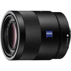 Sony FE 55mm f/1.8 Carl Zeiss Portrait Lens