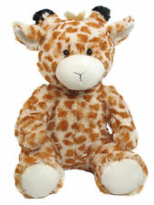 "Plush Sitting Giraffe 15"""