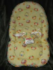 Fisher-Price Flutterbye Dreams Logo Flutter and Chime Bouncer Replacement Seat