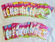 Shopkins Season 1/2 Collector Cards - Commons 1-90 25c per card. See description