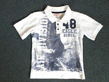 George Boys' Short Sleeve Sleeve Collared T-Shirts, Tops & Shirts (2-16 Years)