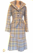 Wool Checked Formal Coats & Jackets for Women