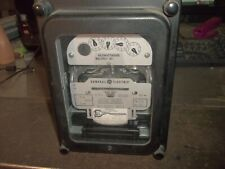 GENERAL ELECTRIC 700X63G1 2 STATOR WATTHOUR METER 60HZ 3 PHASE (FF3)