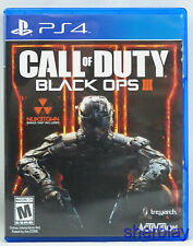 PS4 Call of Duty BLACK OPS 3 III shooter Used Playstation 4 Bo3 Great Condition
