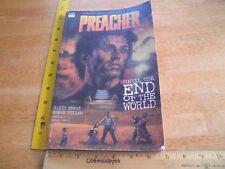 Preacher Until the End of the World TPB DC Vertigo Garth Ennis VG