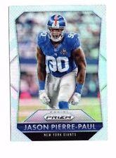 Jason Pierre-Paul 2015 Panini Prizm, (PRIZM), football card!!!