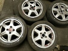 bbs solitude alloy wheels  4x100 golf polo lupo fox suzuki rivage