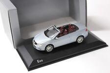 1:43 Norev VW EOS Cabriolet silver DEALER NEW bei PREMIUM-MODELCARS