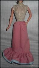 TOP BARBIE DOLL MATTEL MY FAIR LADY FLOWER GIRL PINK  DRESS CLOTHING ACCESSORY