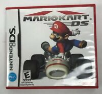 MARIO KART DS (Nintendo DS, 2005) (Case Only) NO MANUAL  Or CARTRIDGE Game - EUC