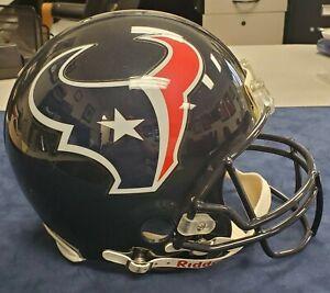 Houston Texans Authentic F/S Riddell Helmet