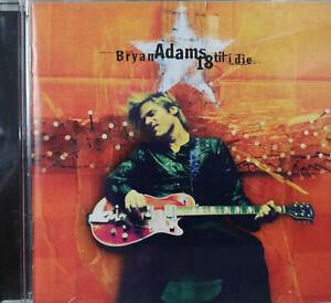 CD Bryan Adams > 18 til I die