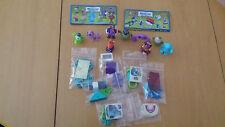 Monsters University + Spielzeug beide Komplettsätze Kinderjoy Ferrero It.