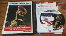 Coaches Choice: The Structured Open-Post Motion Offense (DVD) Chris Endres