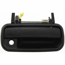 for 1989 1995 Toyota Pickup 2WD Front Right RH Door Handle Outside, Smooth Black