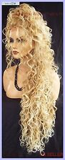 "26"" X-LONG LACE FRONT DEEP C-PART HIGH HEAT SAFE WIG T27.613  SEXY 1152 USA SELL"