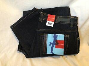 Gloria Vanderbilt CLASSIC Stretch Jeans Blue Denim Womens Size 12 SHORT NEW NWT