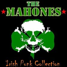 THE MAHONES - THE IRISH PUNK COLLECTION   CD NEUF