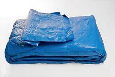 4 Blue Tarps   26' x 40'