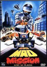 Mad Mission 2 ( Action-Komödie )- Eric Tsang mit Karl Maka, Tsui Hark, Sam Hui