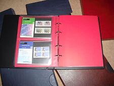 Nederland collectie PTT mapjes 1982 t/m 2000 (251 stuks) compleet