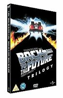 Back To The Future Trilogy - 2007 Michael J. Fox 3-Disc Set Box Set Region 2 DVD
