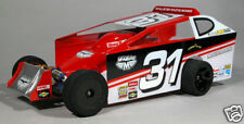 Standard 1/10 Clear RC car body Ransomville Big Block Modified EDM  ...#263
