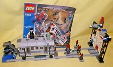 LEGO SPIDER MAN 2 SPIDER-MAN'S TRAIN RESCUE 4855