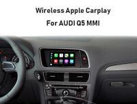 Wireless Apple Carplay Module Android auto GPS NAVI Cam For AUDI Q5 MMI 3G