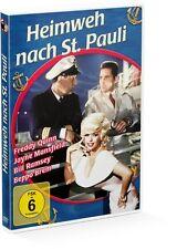 Heimweh nach St. Pauli (1963) - mit Freddy Quinn, Bill Ramsey - Filmjuwelen DVD