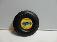 Hot Wheels Mod Quad Plastic Button USA Free Shipping USA