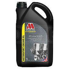 Millers CFS 10W60 NT + Motorsport Motoröl - 5 Liter spoox Motorsport