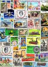 Mauritanie - Mauritania 200 timbres différents
