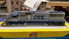 Athearn HO Scale Powered locomotive SD50 CSX No.8577