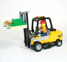 Lego Gabelstapler WOW Forklifter  aus 60198 neu mit Minifigur  KOMPLETT ***