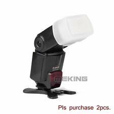 Bounce Flash Soft Diffuser For Yongnuo 580EX YN560 YN560II YN-560III YN-560IV