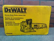 Dewalt DW682K HD Plate Joiner Kit -***2017 NEW***