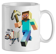 mug  Minecraft t cup BIRTHDAY GIFT christmas funny new year Brand New SEZE 10 OZ